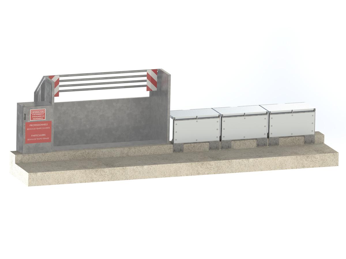 modularite tech guard + tech dump